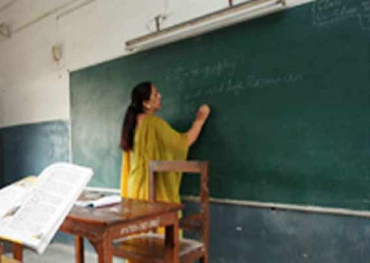 schoolteacher s guest
