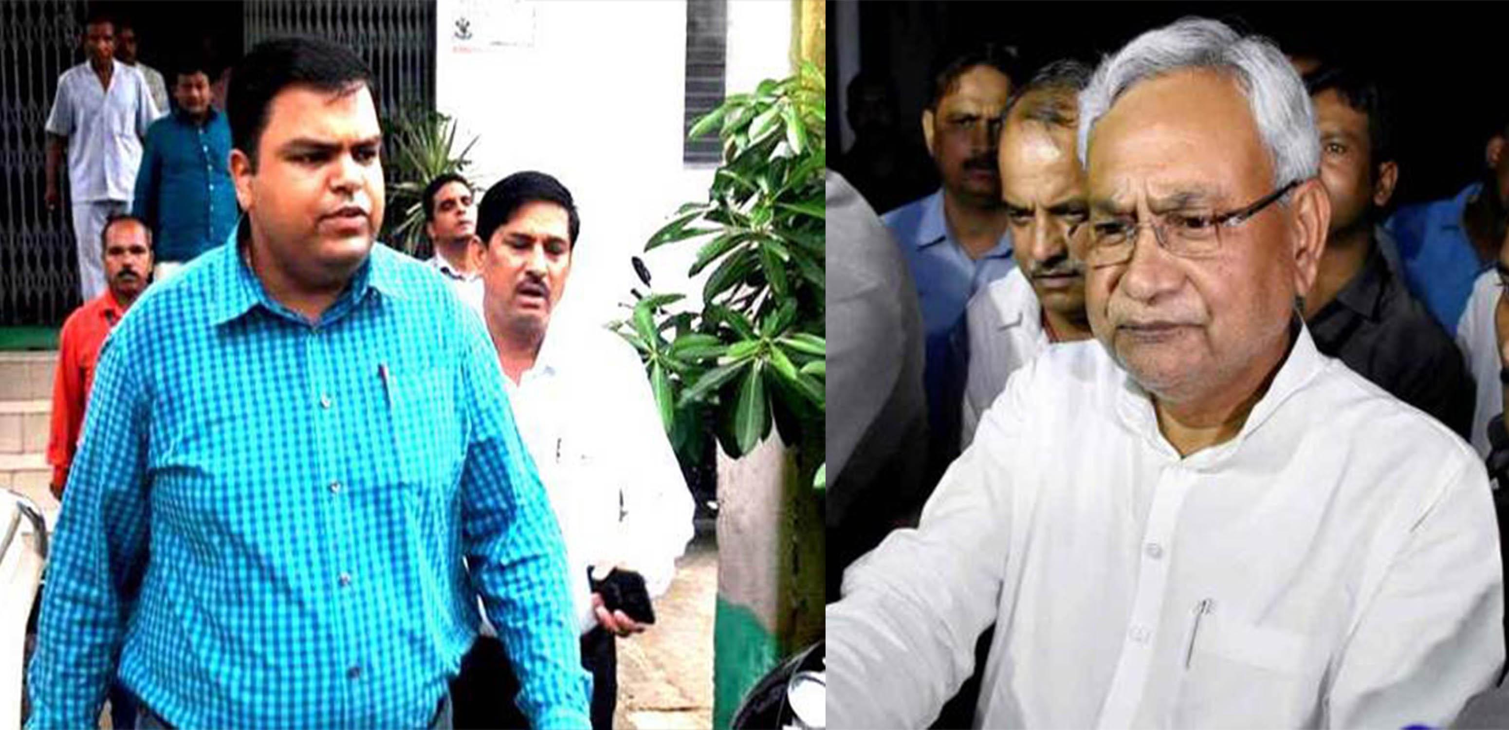 DM Mukesh Pandey