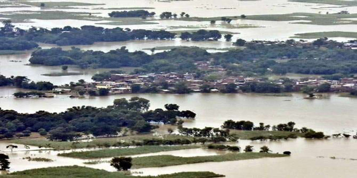 त्रासदी flood