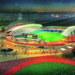 International sports complex