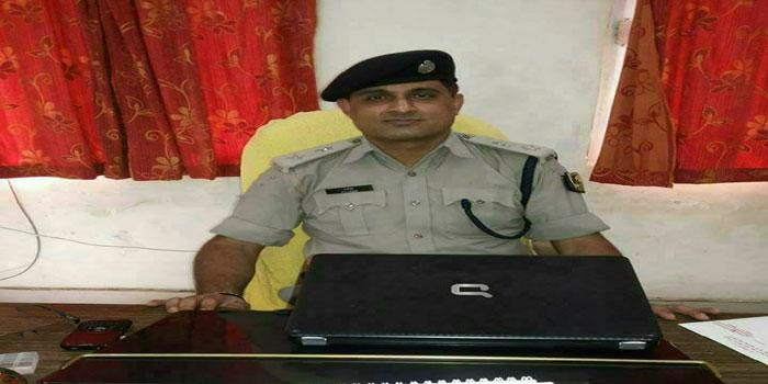 CRPF officer who killed Abu Dujana