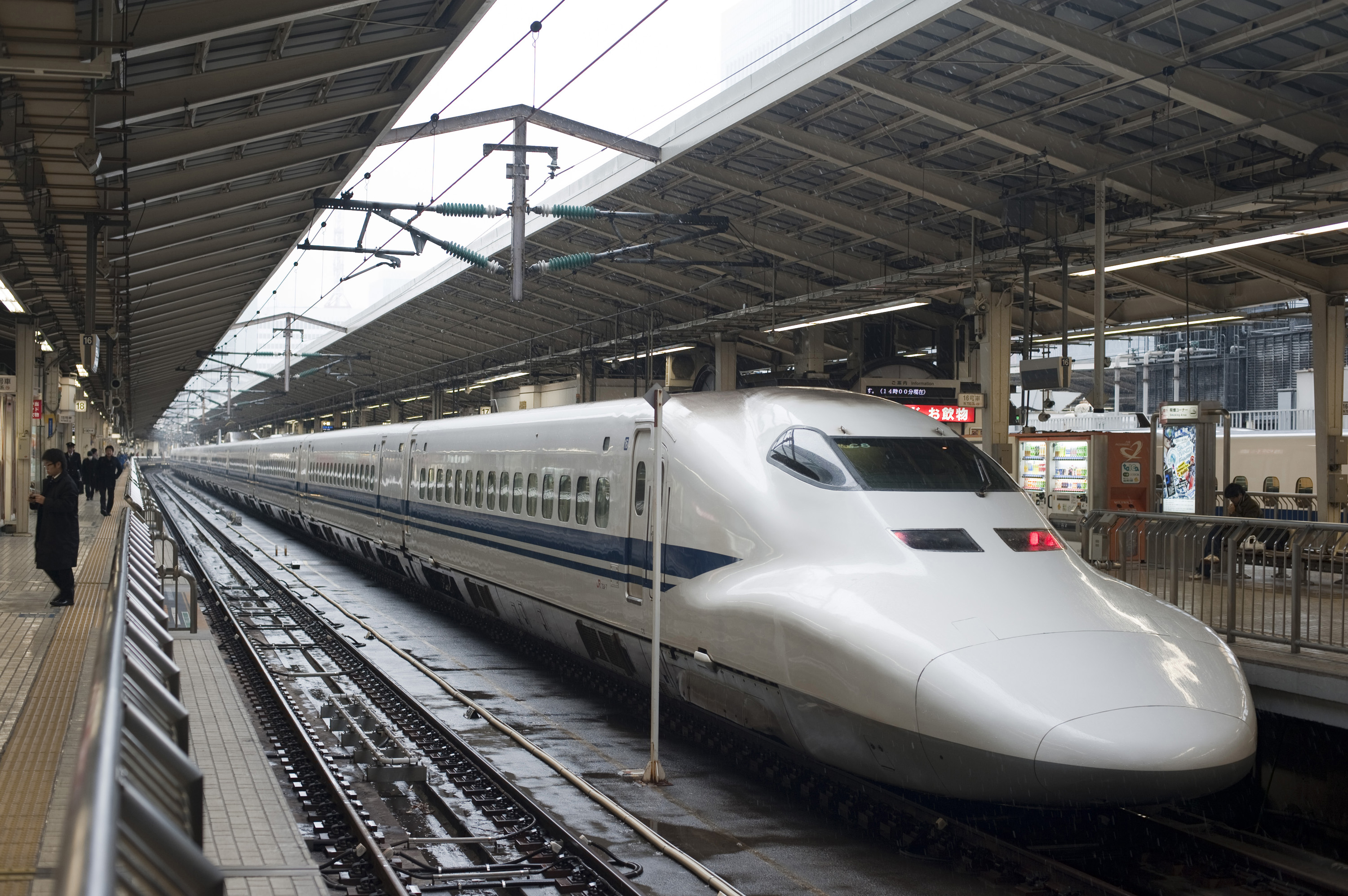 bullet train issue