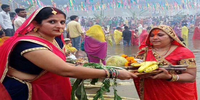 chhath in bengal