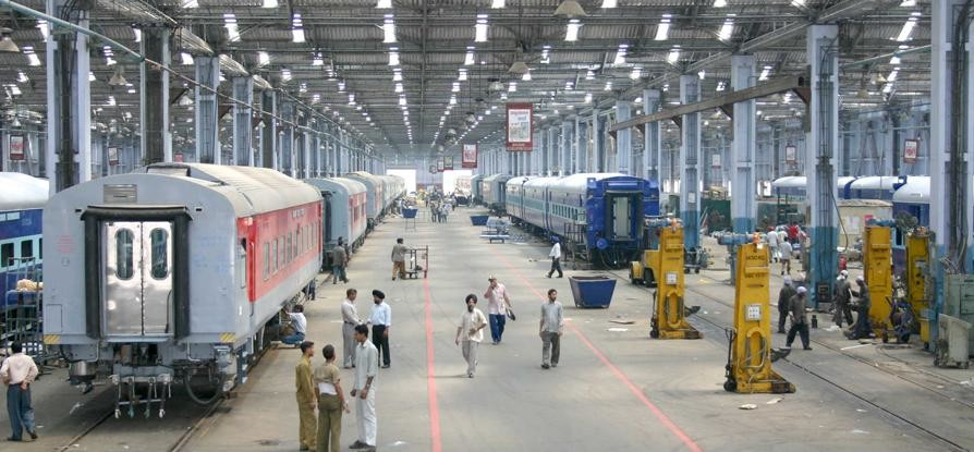 madhepura rail factory begin