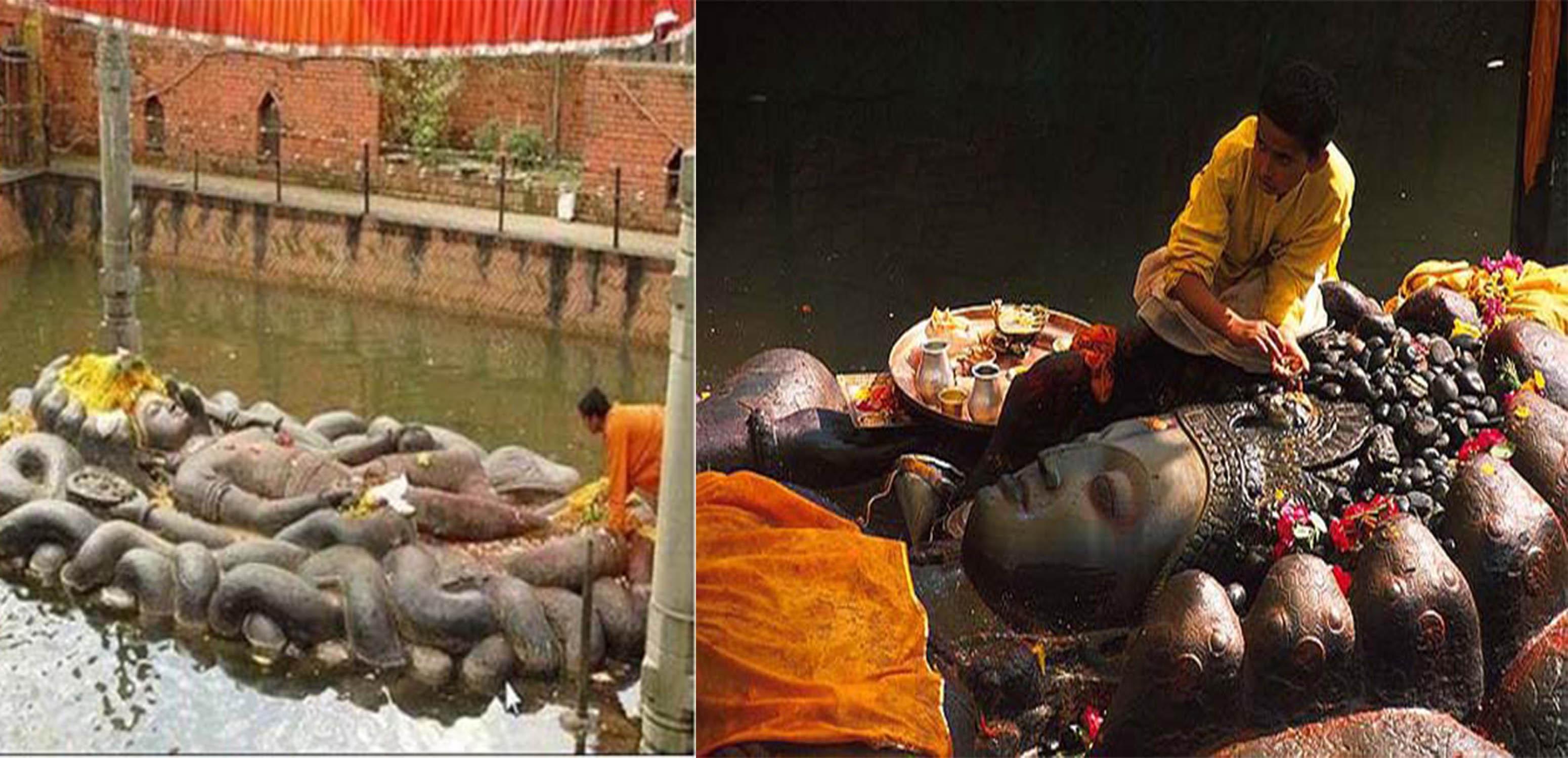 vishnu temple budha neelkanth