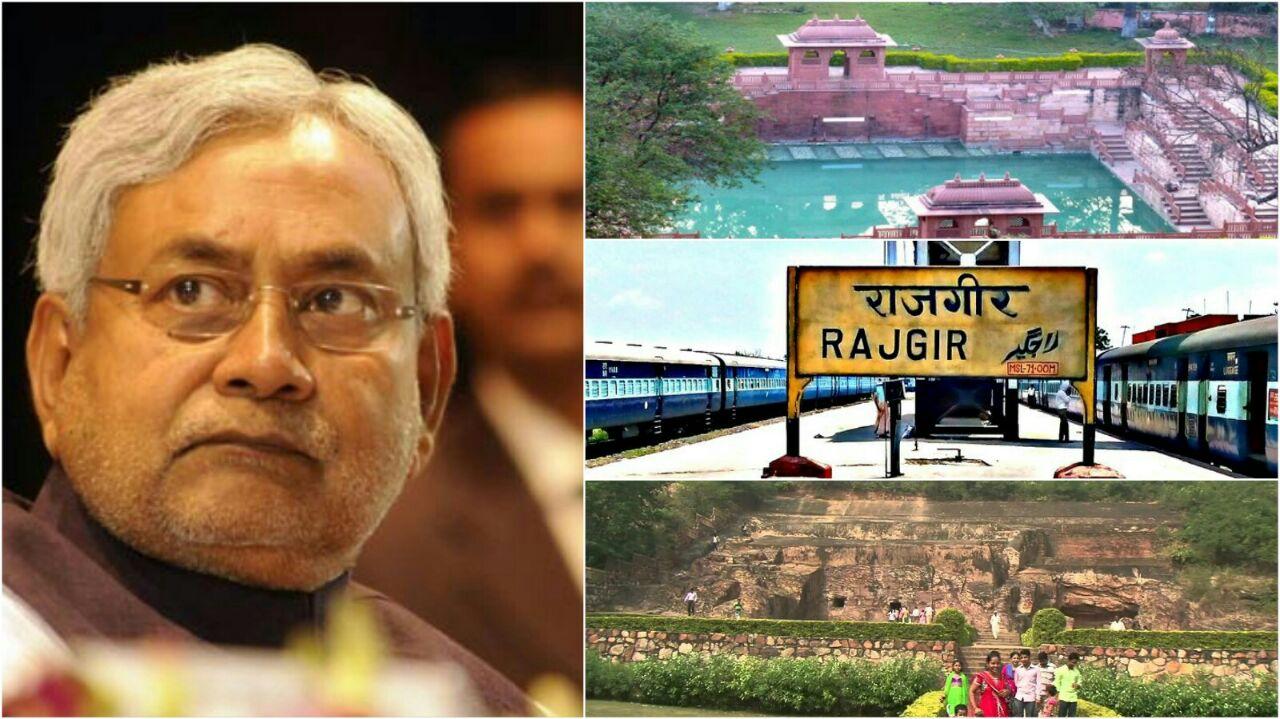 historic rajgir