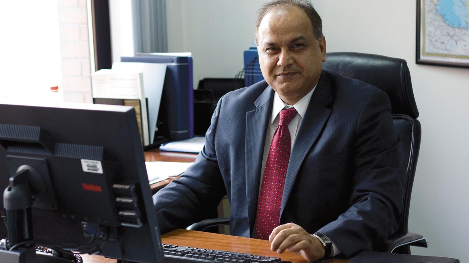 saroj jha CEO world bank