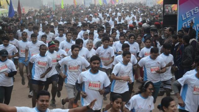 marathon patna 2017