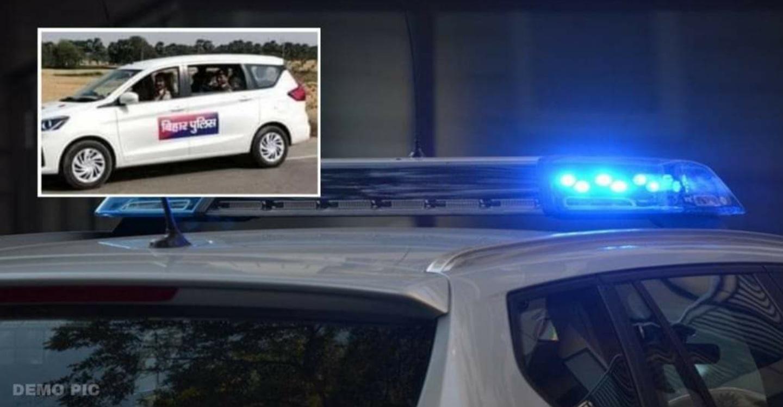 पटना पुलिस और भी हाईटेक हुआ,पटना पुलिस को मिली हाईटेक कार और बाइक